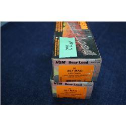 Bear Load - 357 Mag (2 Boxes)