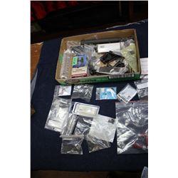 Box of Misc. Gun Parts; Springs, etc.