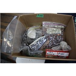 Box of Assorted Bullets