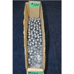 Box of Lead Balls