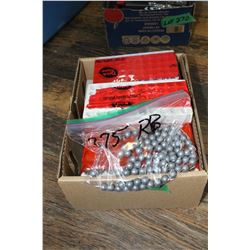 Box of Misc. Lead Cast Bullets