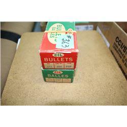 Bullets - 2 boxes