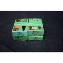 Bullets - 4 boxes