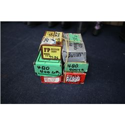 Bullets - 6 boxes (some partial)