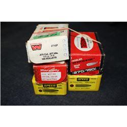 Bullets - 5 partial boxes