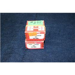 Lead Balls - 2 boxes (200)