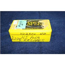 Reloads - 1 box (32)