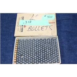 Bullets - 1 box (120)