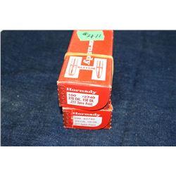 Bullets - 2 boxes (200)