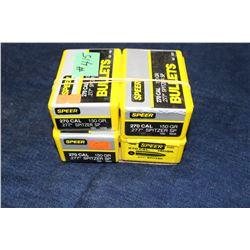 Bullets - 4 boxes (400)