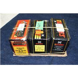 Bullets - 3 boxes (2 partial boxes) (102)