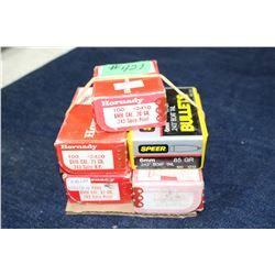 Bullets - 5 boxes (500)