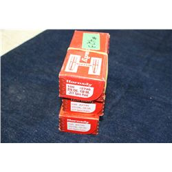 Bullets - 3 boxes (300)