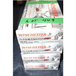 Ammunition - 4 boxes - 80 rnds