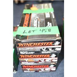Ammunition - 3 boxes - 60 rnds