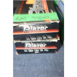 Ammunition - 2 boxes - 100 rnds