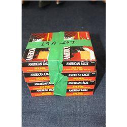 Ammunition - 8 boxes - 160 rnds