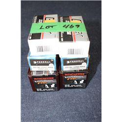 Ammunition - 4 boxes