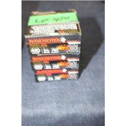Ammunition - 3 boxes - 30 rnds