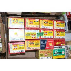 Ammunition - 14 boxes (25/box)