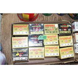 Ammunition - 12 boxes (25/box)