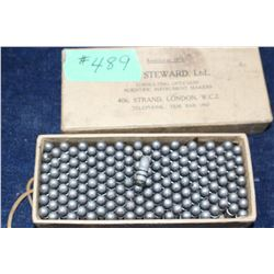 Cast Bullets - 1 Box