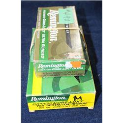 Ammunition - 2 boxes