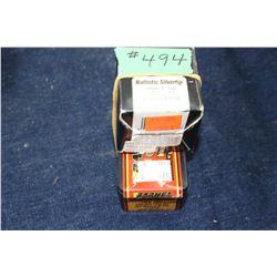 Bullets - 24 boxes (1 partial)