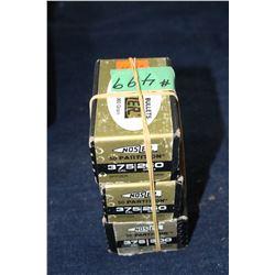Bullets - 3 boxes