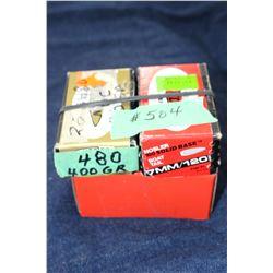 Misc. Bullets - 3 boxes
