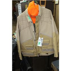 Hunting Jacket, Pants, Suspender & Cap