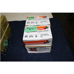 Shotgun Shells - 2 boxes