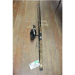 Salt Water Rod & Reel