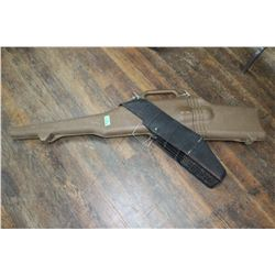 Quad Gun Case Boot (Brown)