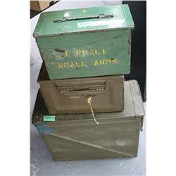 Ammunition Boxes (3)