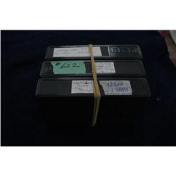 Ammunition - 3 boxes (60)