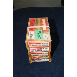 Ammunition - Reloads - 5 boxes