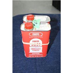 Smokeless Gun Powder - 2 tins