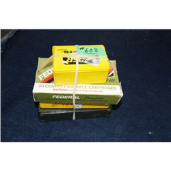 Ammunition - Reloads - 4 boxes (70+)