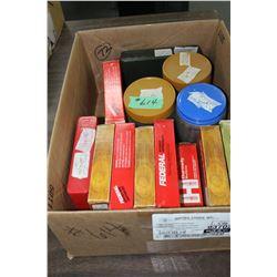 Ammunition - Reloads - 1 box (275+)