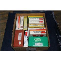 Ammunition - Reloads - 1 box (270+)