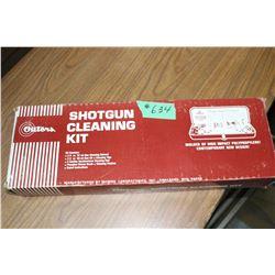 """""""New"""" Shotgun Cleaning Kit"""