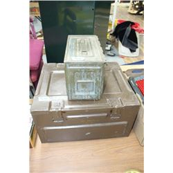 Ammunition Boxes (2)
