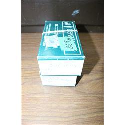 Ammunition - Reloads - 2 boxes