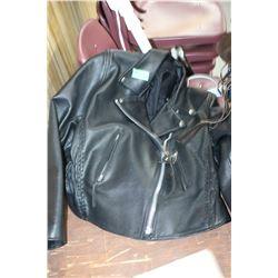 Lady's Leather Jacket