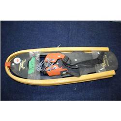 Pr. of Snowshoes