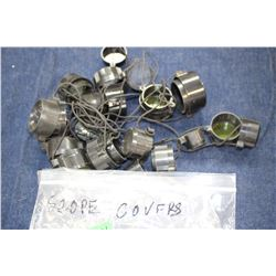 Scope Covers - 1 Bag