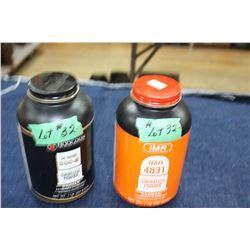 IMR Smokeless Powder & Hodgdon Smokeless Powder