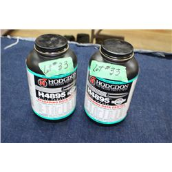 Hodgdon Rifle Powder