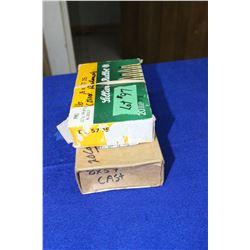 Ammunition (Reloads) - 2 Boxes (36 rnds)